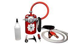 EVAP Smoke Machine Diagnostic Automotive Vacuum Leak Detection Tester w/adapters