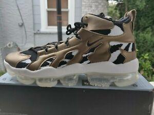Nike Vapormax Gliese Metallic Field/ Black- White -USA Mens Size 11.5- New