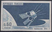 Frankreich France 1966 ** Mi.1539 Color proof ESSAY Weltraum Space Espace