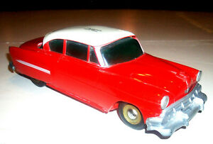 1954 Chevrolet BEL AIR Two-Door Hardtop Coupe PMC 1/25 Promo Model BANK Belair