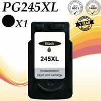 1 PK For Canon PG-245XL Black Ink Cartridge PIXMA IP2820 MG2520 MG2522 MX492