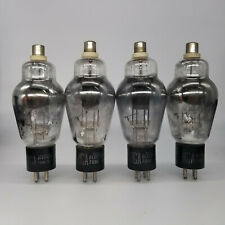 4 x RCA 866A. strong and closely matched