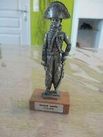 figurine soldat etain du prince (bachet) epoque empire GENERAL LASALLE