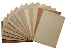 Oak Veneered MDF panels, 4mm & 6mm Oak  other veneers available various sizes