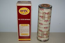 VINTAGE WIX OIL FILTER,# CW-165-MP, NOSR FOR CATERPILLAR 4A-332, 6B-907, MORE