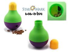 Starmark Bob a Lot 2 Sizes Treats Food Dispensing Interactive Dog Puppy Toy Large