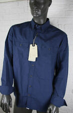 Camicie casual e maglie da uomo blu Camel Active