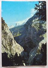 POSTCARD SPAIN. NARNJO DE BULNES, PICOS DE EUROPA MOUNTAINS. POSTED