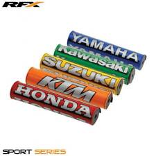 RFX Sport Handlebar Pad Universal 7/8 Crossbar Style YELLOW SUZUKI RM125 RM250