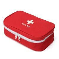 Outdoor Camping Portable Emergency First Aid Kit Home Family Mini Medical Bag