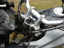 BMW R1200GS LC 2013+  Handlebar Riser kit moves bar up 30mm