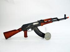 Miniature Gun Scale Model AK47 Kalashnikov 1:3  handmade miniature toy gun U
