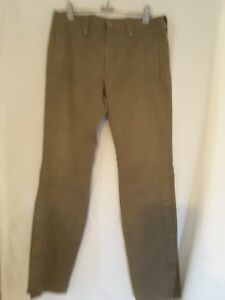 Arthur Galan casual pants khaki colour size 1