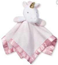 SECURITY BLANKET UNICORN CLOUD ISLAND LIGHT PINK BABY NWT GIRLS NOVELTY LOVEY