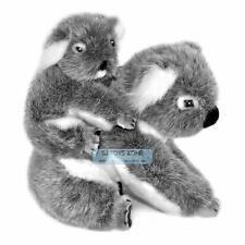 "Koala with Baby Soft Plush Toy Stuffed Animal 9""/23cm Realistic Feature - Kelly"