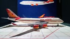 New 1/400 Gemini Jets Air India Boeing 747-400 Agra VT-EVA GJAIC1638
