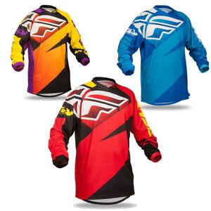 Fly Racing F-16 MX Race Shirt MTB Enduro Motocross Jersey