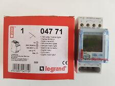 LEGRAND 004771 ALPHAREX D22 interruttore digitale settimanale 2CH 7gg R6a