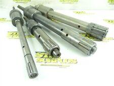 """4 Asst. Adjustable Roll Burnishing Tools 23/32"""" 1-19/64"""" 1.375"""" & 1.625"""" Madison"""