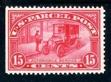 USAstamps Unused VF US 1912 Parcel Post Auto Service Scott Q7 OG MHR