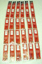 JORGENSEN  960-14 Snelled Gold Egg Hooks - 24 pks / 6 per pack - Size 14