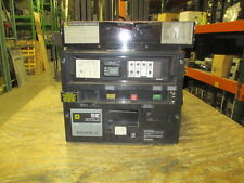 Sq D SED363000LSGES5D4 3000A 3P 600V Electronic Trip Breaker w/ LSIG EO/DO Used