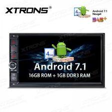 AUTORADIO GPS 2 DIN ANDROID 7.1 WI-FI 3G DAB OBD 4CORE USB SD XTRONS TCD771L