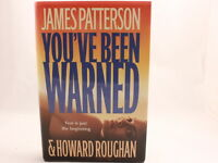 LIKE NEW! You've Been Warned: Fear Is Just The Beginning James Patterson HC/DJ
