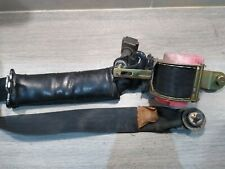 Mazda MX5 MK1 Drivers side Original Black Seat Belts