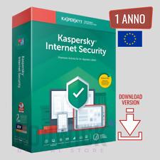 Kaspersky Internet Security 2021 - Da 1 a 10 Dispositivi (Download Version UE)