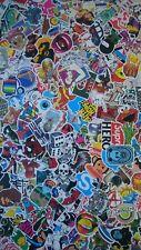 100Pcs Bomba de vinilo Laptop Equipaje coche de Skate Graffiti Pegatinas Calcomanía al azar