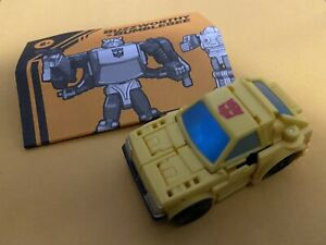 Transformers War - Cybertron Bumblebee Loose Complete Buzzworthy Core 2021