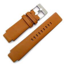 Diesel Genuine Original Watch Strap Real Leather S/Steel Buckle for DZ1045
