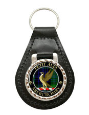 Abercromby Scottish Clan Leather Key Fob