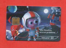 Télécarte - 200000 cabines partout en France et bientôt sur la Lune 1/6  (A8333)