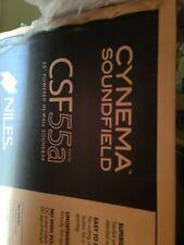 Niles CSF55A In-wall Powered Soundbar speaker system