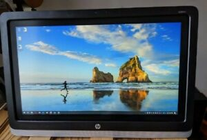 HP EliteDisplay S230TM 23'' LED Touch Screen IPS Display Monitor 1080P + webcam