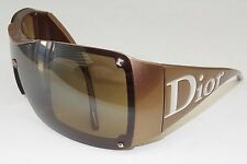 CHRISTIAN DIOR OVERSHINE 2 bronze N6SKB 110 Made in Italy unisex sunglasses