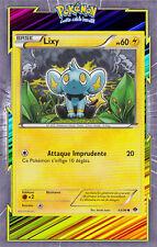 🌈Lixy - NB04:Destinées Futures - 43/99 - Carte Pokemon Neuve Française