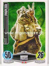 Force Attax Movie Card-PAPLOO #016