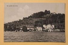 Carte postale ancienne ORTA