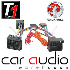 Autoleads SOT-122 Vauxhall Car Bluetooth Parrot SOT Lead T-Harness ISO Adaptor