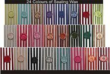 Waterstons Sealing Wax Sticks for Postable Seals for Melting Gun + Free UK P&P