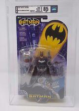 BATTLE ARMOR BATMAN MOC 2003 DC COMICS AFA GRADED 1OF9 MADE UNCIRCULATED U85NM+