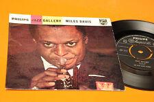 MILES  DAVIS EP GALLERY JAZZ ORIG HOLLAND '60 EX