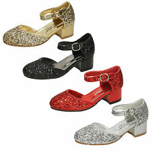 Spot On Party Formal Shoes for Girls