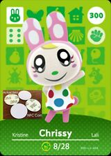 Chrissy NFC Tag/Coin Amiibo Card Animal Crossing New Horizons! Free Shipping!