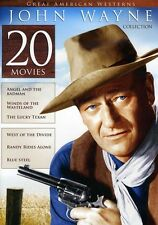 Great American Westerns: John Wayne Collection - 20  DVD Region 1