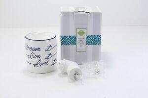 Scentsy Dream It, Live It, Love It Mini Warmer Nightlight 42879