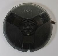 AKAI 5 Inch Reel To Reel Take Up Reel, Plastic